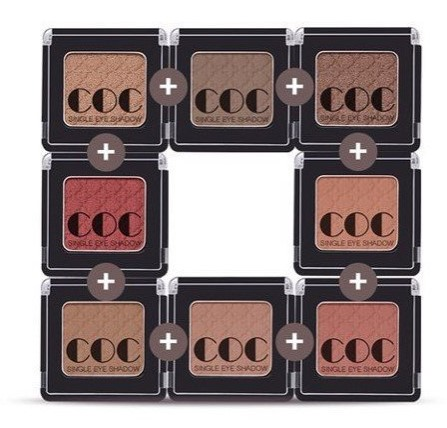 phấn mắt coringco, Phấn mắt Eye Contact Single EyeShadow, Eye Contact Single EyeShadow, coringco Eye Contact Single EyeShadow, coringco Single EyeShadow