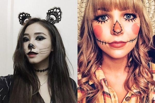 Cách trang điểm Halloween đơn giản để biến hóa mùa lễ hội!
